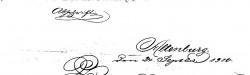 Contrat signé à Altenburg