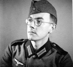 1939 Franz Herbert Chales de Beaulieu soldat