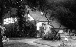 La maison de Horn, près de Brême.