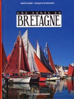 Une année en Bretagne, 365 photographies d'Hervé Ronné
