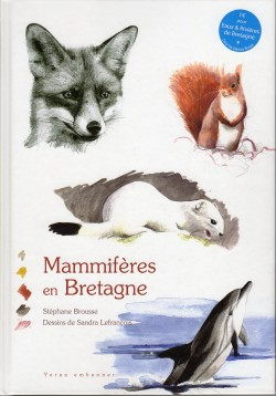Stéphane Brousse Mammifères de Bretagne