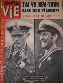 Reinhard Hardegen, héros de la guerre sous-marine, sans remords.