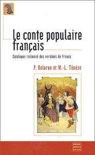 Catalogue du conte populaire nouvelle édition