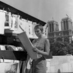 Jean Seberg vue par Raymond Cauchetier