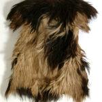 Veste en peau de chèvre Musée de Bretagne